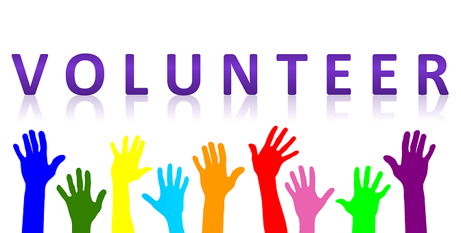 We need volunteers to help us during our Eisteddfod.